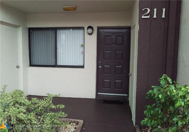 211 W Laurel Dr #1302, Margate, FL 33063 (MLS #F10125511) :: Green Realty Properties