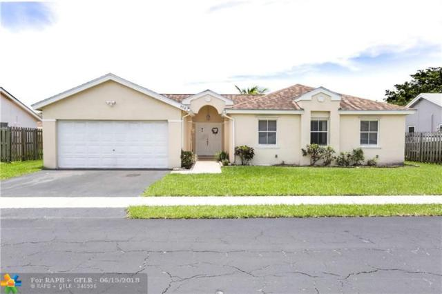 9518 NW 53rd St, Sunrise, FL 33351 (MLS #F10125561) :: Green Realty Properties