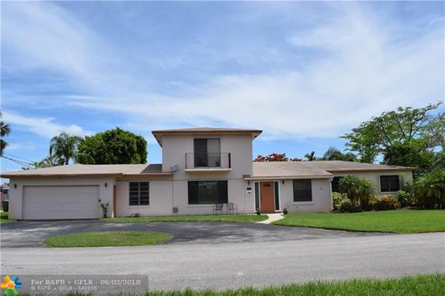 1004 N 31st Rd, Hollywood, FL 33021 (MLS #F10125628) :: Green Realty Properties