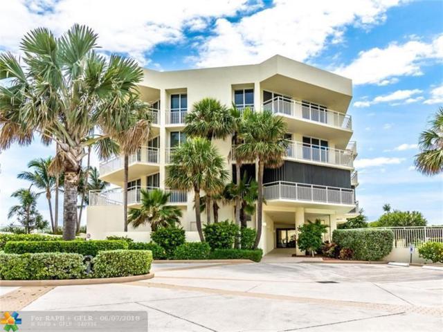 19930 Beach Rd #402, Jupiter, FL 33469 (MLS #F10125666) :: Green Realty Properties