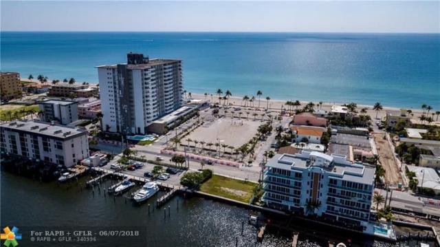 3111 N Ocean Dr #612, Hollywood, FL 33019 (MLS #F10125690) :: Green Realty Properties