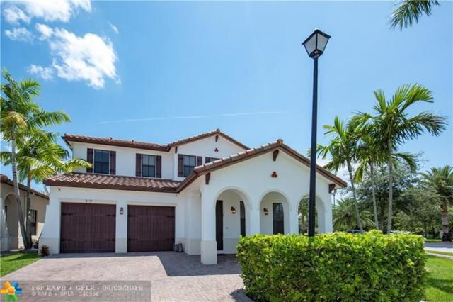8537 NW 39th Ct, Cooper City, FL 33024 (MLS #F10125692) :: Green Realty Properties