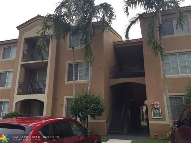 7930 N Nob Hill Rd #304, Tamarac, FL 33321 (MLS #F10125697) :: Green Realty Properties