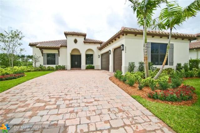 8820 Waterview Terrace, Parkland, FL 33076 (MLS #F10125718) :: Green Realty Properties