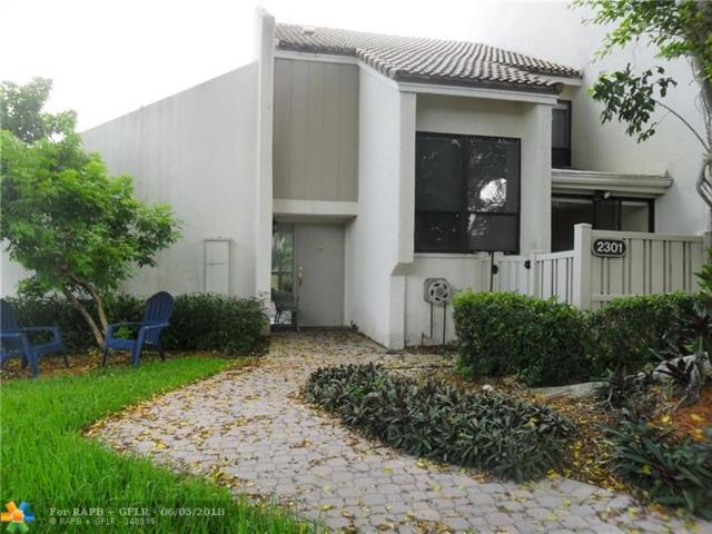 2301 Bridgewood Dr #2301, Boca Raton, FL 33434 (MLS #F10125733) :: Green Realty Properties
