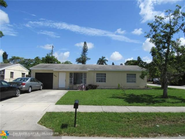 6401 SW 16th St, North Lauderdale, FL 33068 (MLS #F10125744) :: Green Realty Properties