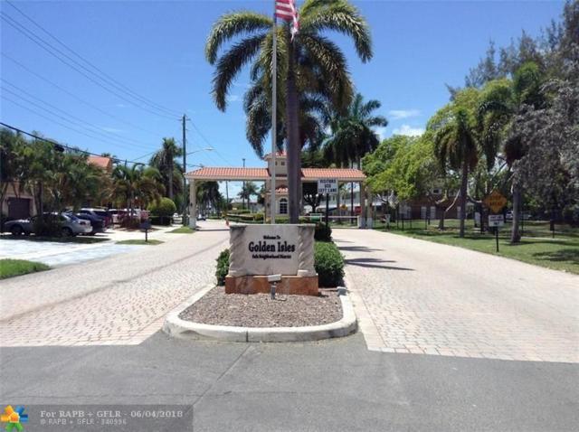 600 Layne Blvd #105, Hallandale, FL 33009 (MLS #F10125768) :: Green Realty Properties