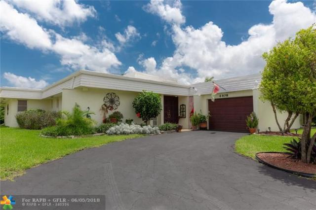 4408 King Palm Dr, Tamarac, FL 33319 (MLS #F10125810) :: Green Realty Properties