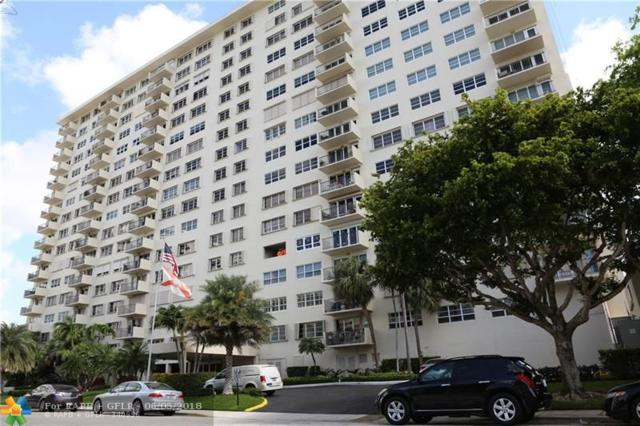 340 Sunset Dr #306, Fort Lauderdale, FL 33301 (MLS #F10125836) :: Green Realty Properties