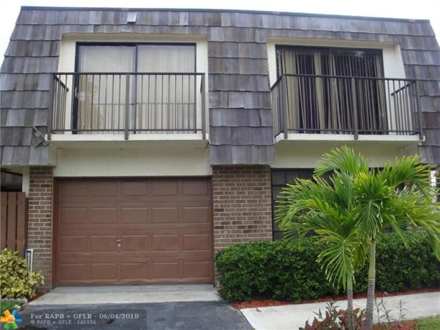 8401 S Coral Cir #8401, North Lauderdale, FL 33068 (MLS #F10125874) :: Green Realty Properties