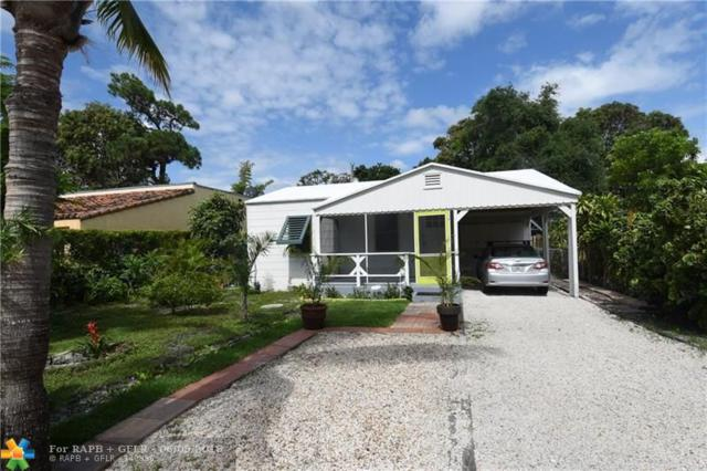 709 SW 7th Ave, Fort Lauderdale, FL 33315 (MLS #F10125881) :: Green Realty Properties