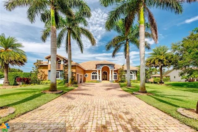 2771 SW 137th Ter, Davie, FL 33330 (MLS #F10125976) :: Green Realty Properties