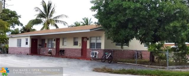 201 SE 10th St, Hallandale, FL 33009 (MLS #F10125981) :: Green Realty Properties