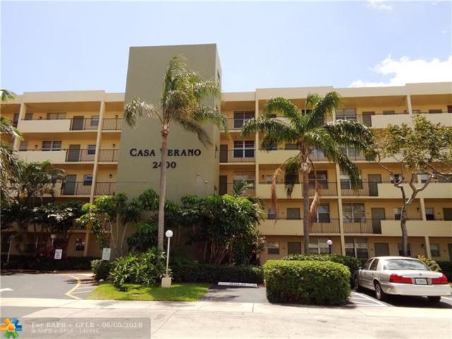 2400 NE 10th St #308, Pompano Beach, FL 33062 (MLS #F10125994) :: Green Realty Properties