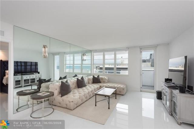 100 Lincoln Rd #1441, Miami Beach, FL 33139 (MLS #F10126022) :: Green Realty Properties
