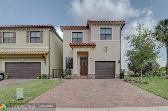 5719 NW 47th Ave, Tamarac, FL 33319 (MLS #F10126052) :: Green Realty Properties
