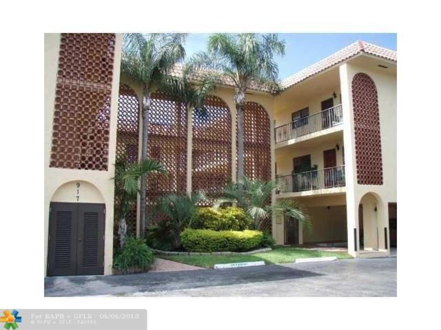 917 NE 16th Ave #16, Fort Lauderdale, FL 33304 (MLS #F10126097) :: Green Realty Properties