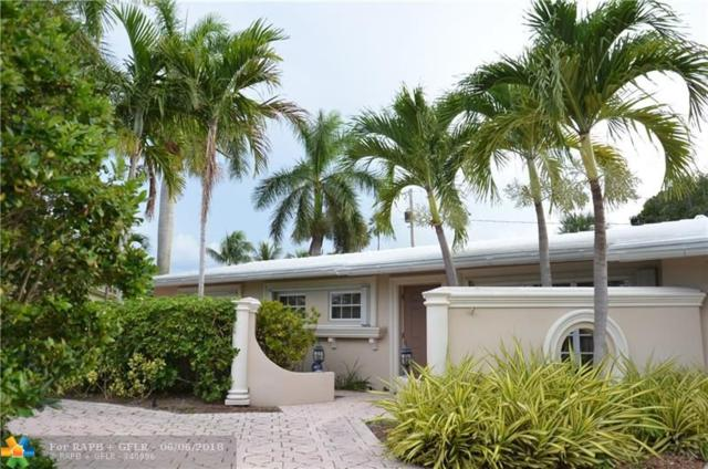 2647 NE 27th Ave, Fort Lauderdale, FL 33306 (MLS #F10126107) :: Green Realty Properties