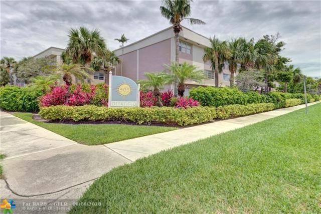 505 NE 20th Ave #203, Deerfield Beach, FL 33441 (MLS #F10126163) :: Green Realty Properties