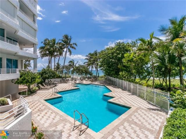 1440 S Ocean Blvd 8-D, Lauderdale By The Sea, FL 33062 (MLS #F10126176) :: Castelli Real Estate Services