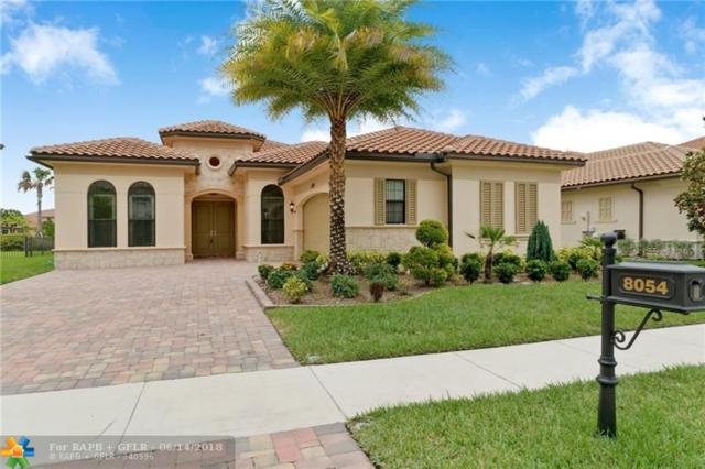 8054 NW 115th Way, Parkland, FL 33076 (MLS #F10126195) :: Green Realty Properties
