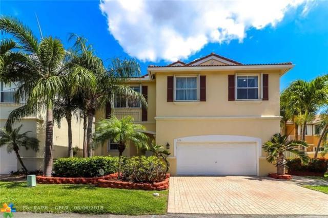 975 Corkwood St, Hollywood, FL 33019 (MLS #F10126232) :: Green Realty Properties