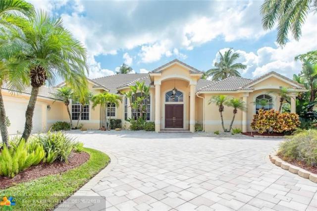 7710 E Upper Ridge Dr, Parkland, FL 33067 (MLS #F10126297) :: Green Realty Properties