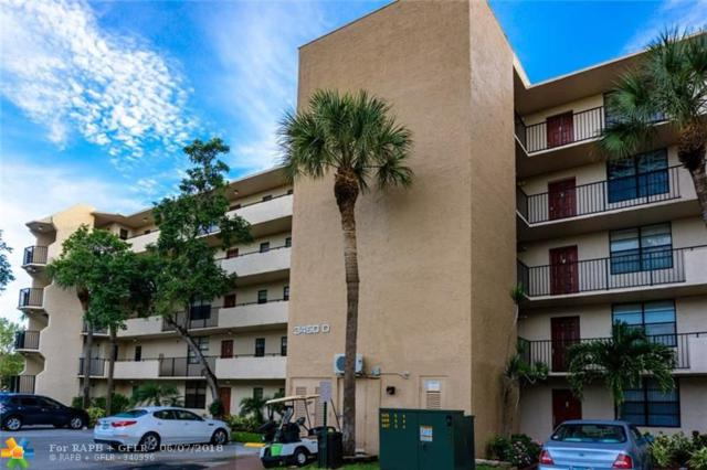 3450 Blue Lake Dr #305, Pompano Beach, FL 33064 (MLS #F10126361) :: Green Realty Properties