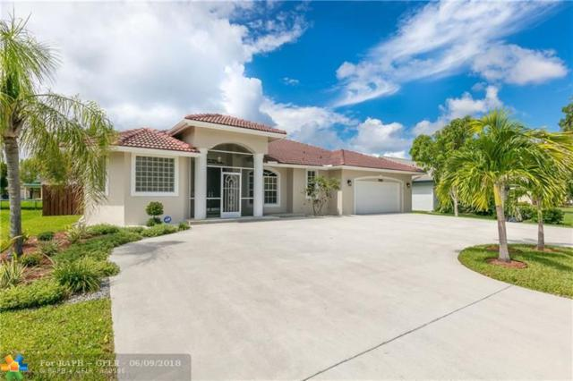 8824 NW 45th Pl, Coral Springs, FL 33065 (MLS #F10126419) :: Green Realty Properties