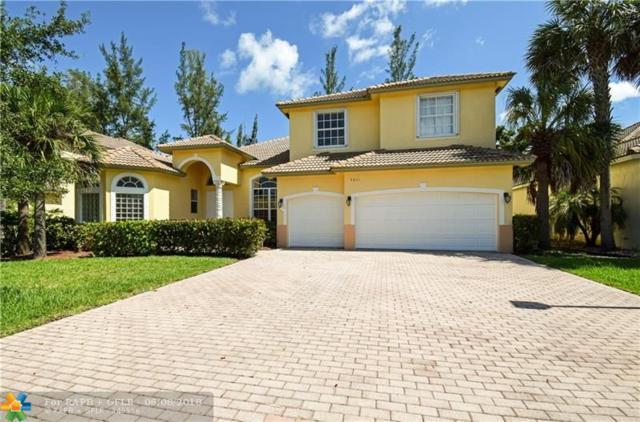 5011 Pinecreek Pl, Coconut Creek, FL 33073 (MLS #F10126478) :: Green Realty Properties