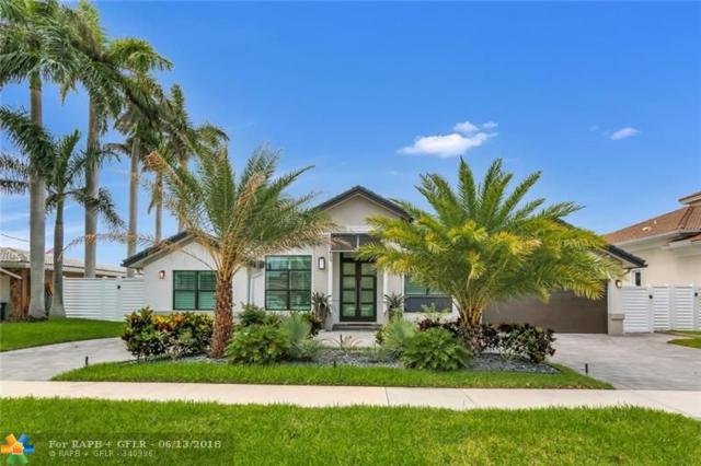 2610 NE 48th Ct, Lighthouse Point, FL 33064 (MLS #F10126480) :: Green Realty Properties