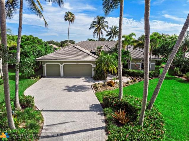 7281 NW 68th Dr, Parkland, FL 33067 (MLS #F10126481) :: Green Realty Properties