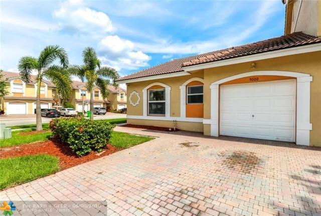 9000 NW 55th St #9000, Sunrise, FL 33351 (MLS #F10126533) :: Green Realty Properties
