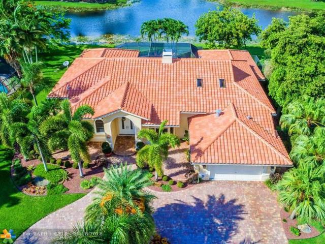 520 Coconut Cir, Weston, FL 33326 (MLS #F10126534) :: Green Realty Properties