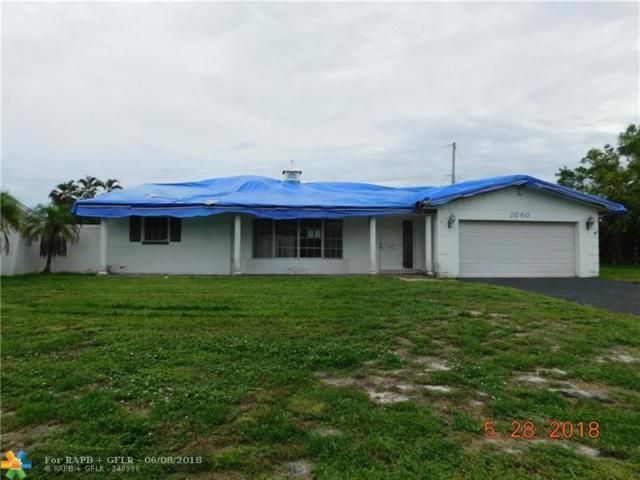 2060 NE 54th Ct, Fort Lauderdale, FL 33308 (MLS #F10126552) :: Green Realty Properties