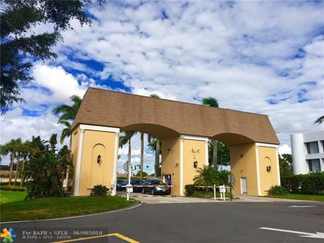 8 Seville A #8, Delray Beach, FL 33446 (MLS #F10126571) :: Green Realty Properties