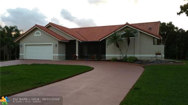 1595 SW 115th Ave, Davie, FL 33325 (MLS #F10126576) :: Green Realty Properties