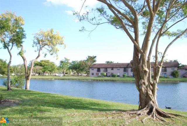 3955 N Nob Hill Rd #106, Sunrise, FL 33351 (MLS #F10126609) :: Green Realty Properties