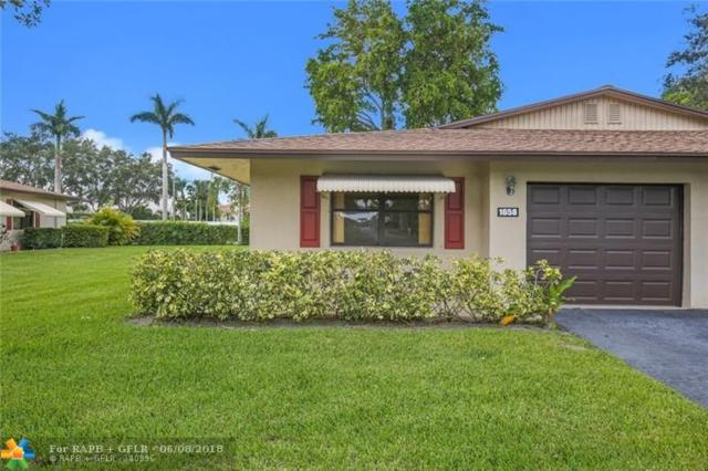 1658 Palmland Dr 23-D, Boynton Beach, FL 33436 (MLS #F10126619) :: Green Realty Properties