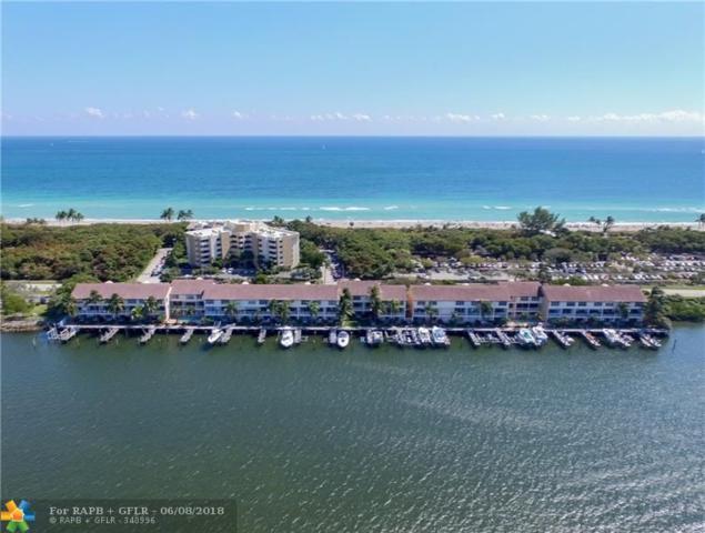 4210 N Ocean Dr #4216, Hollywood, FL 33019 (MLS #F10126623) :: Green Realty Properties