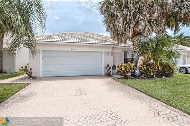 13058 Hampton Lakes Circle, Boynton Beach, FL 33436 (MLS #F10126628) :: Green Realty Properties