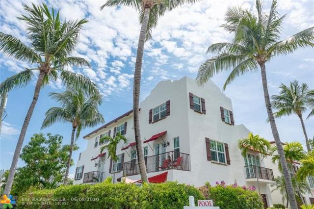 800 NE 17th Ave #800, Fort Lauderdale, FL 33304 (MLS #F10126650) :: Green Realty Properties