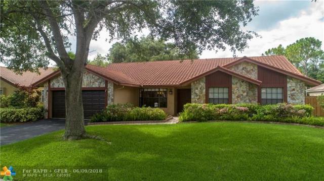 10060 NW 14th St, Plantation, FL 33322 (MLS #F10126685) :: Green Realty Properties