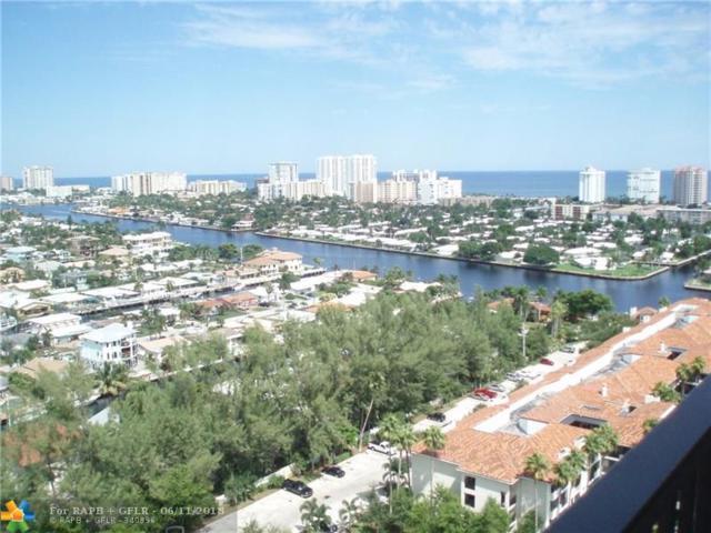 3200 N Port Royale #2009, Fort Lauderdale, FL 33308 (MLS #F10126757) :: Green Realty Properties