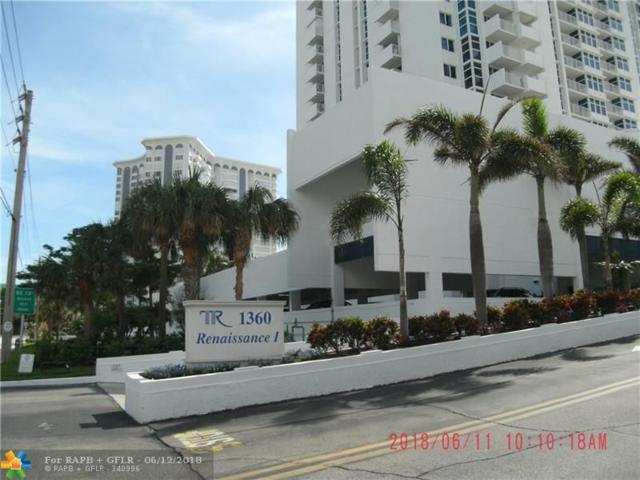 1360 S Ocean Blvd #2703, Pompano Beach, FL 33062 (MLS #F10126761) :: Green Realty Properties