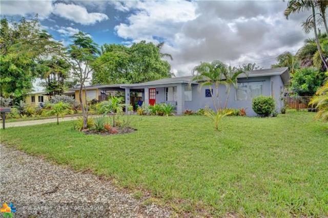 2916 NW 6th Ave, Wilton Manors, FL 33311 (MLS #F10126767) :: Green Realty Properties