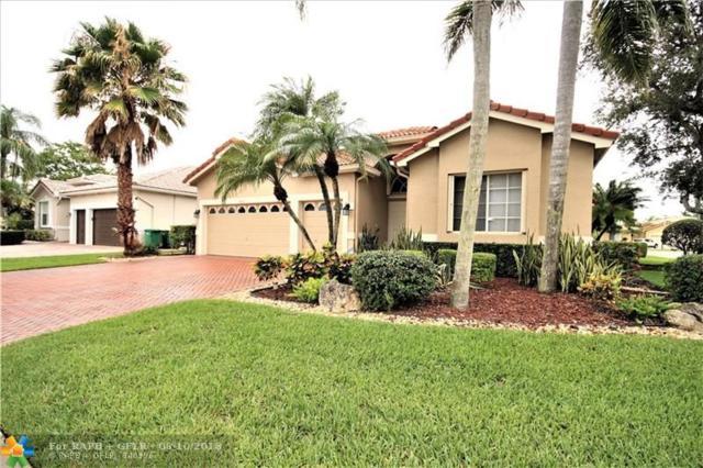 8784 NW 76th Pl, Tamarac, FL 33321 (MLS #F10126787) :: Green Realty Properties