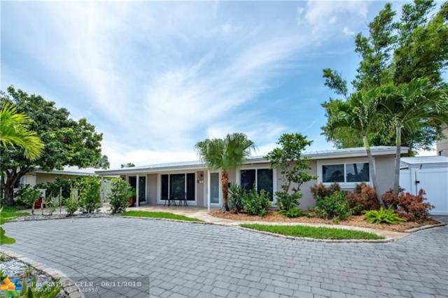 1412 NE 57th Ct, Fort Lauderdale, FL 33334 (MLS #F10126794) :: Green Realty Properties