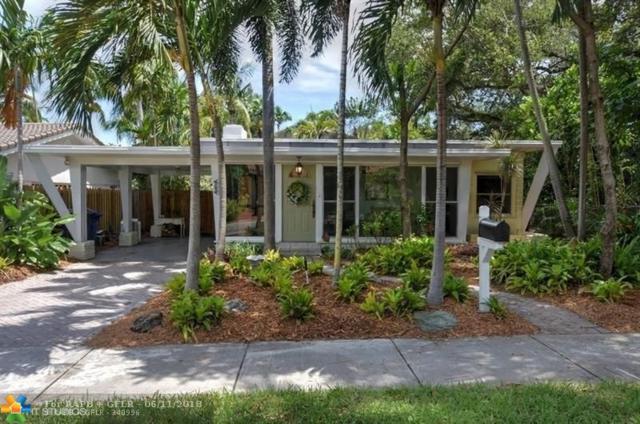 1209 SE 11th Ct, Fort Lauderdale, FL 33316 (MLS #F10126822) :: Green Realty Properties