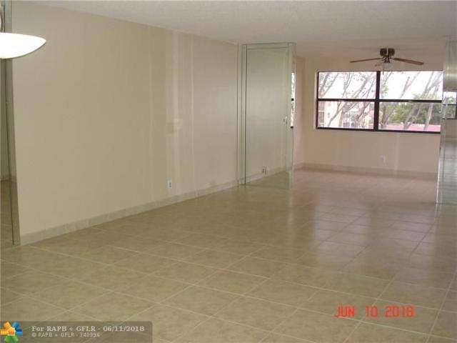 10451 Sunrise Lakes Blvd #405, Sunrise, FL 33322 (MLS #F10126859) :: Green Realty Properties